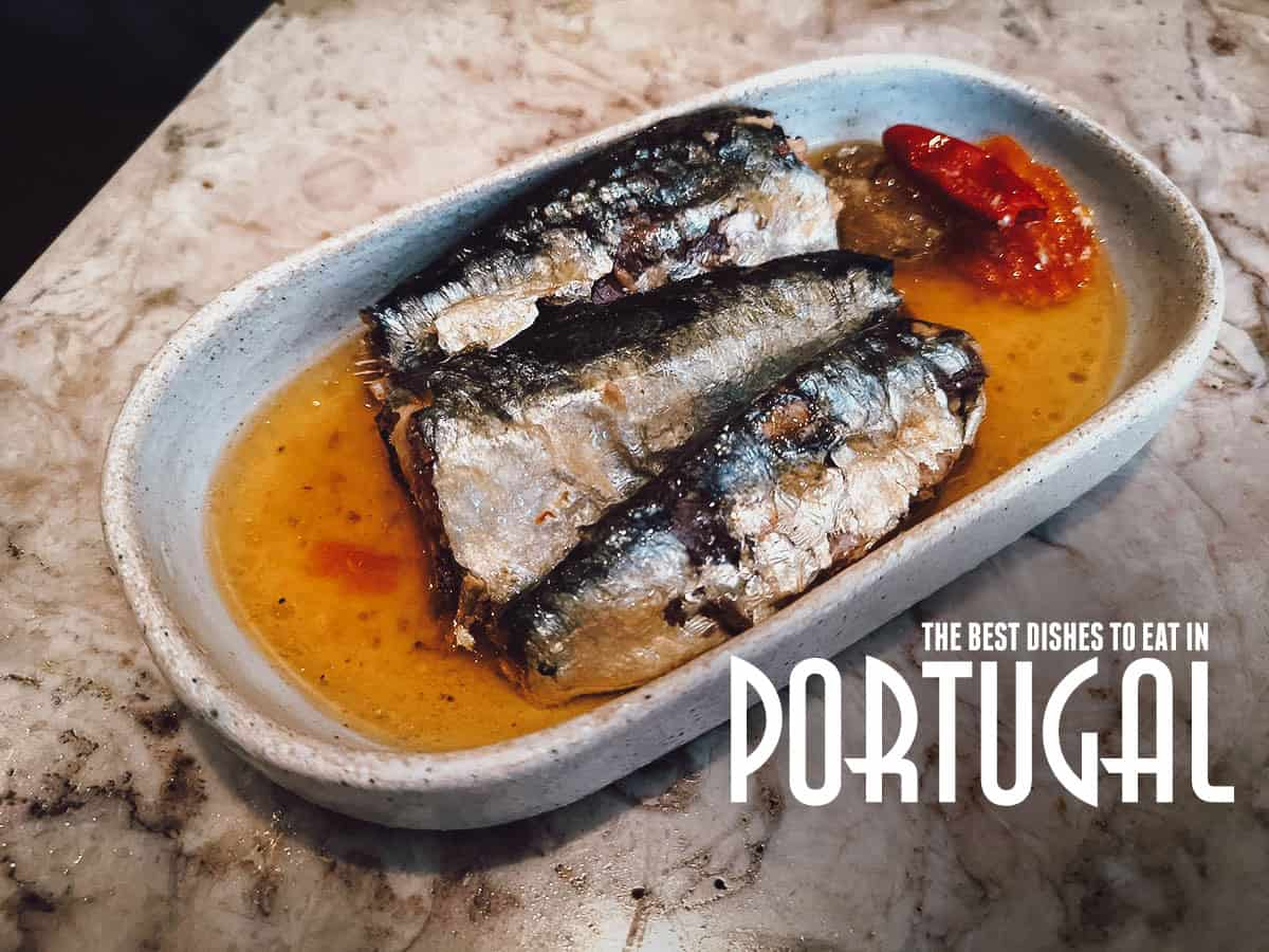 Portuguese Food Guide: 25 Must-Try Dishes in Lisbon and Porto