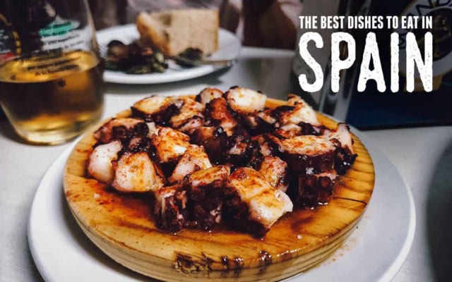 Spanish Food Guide: 45 Must-Try Dishes in Spain