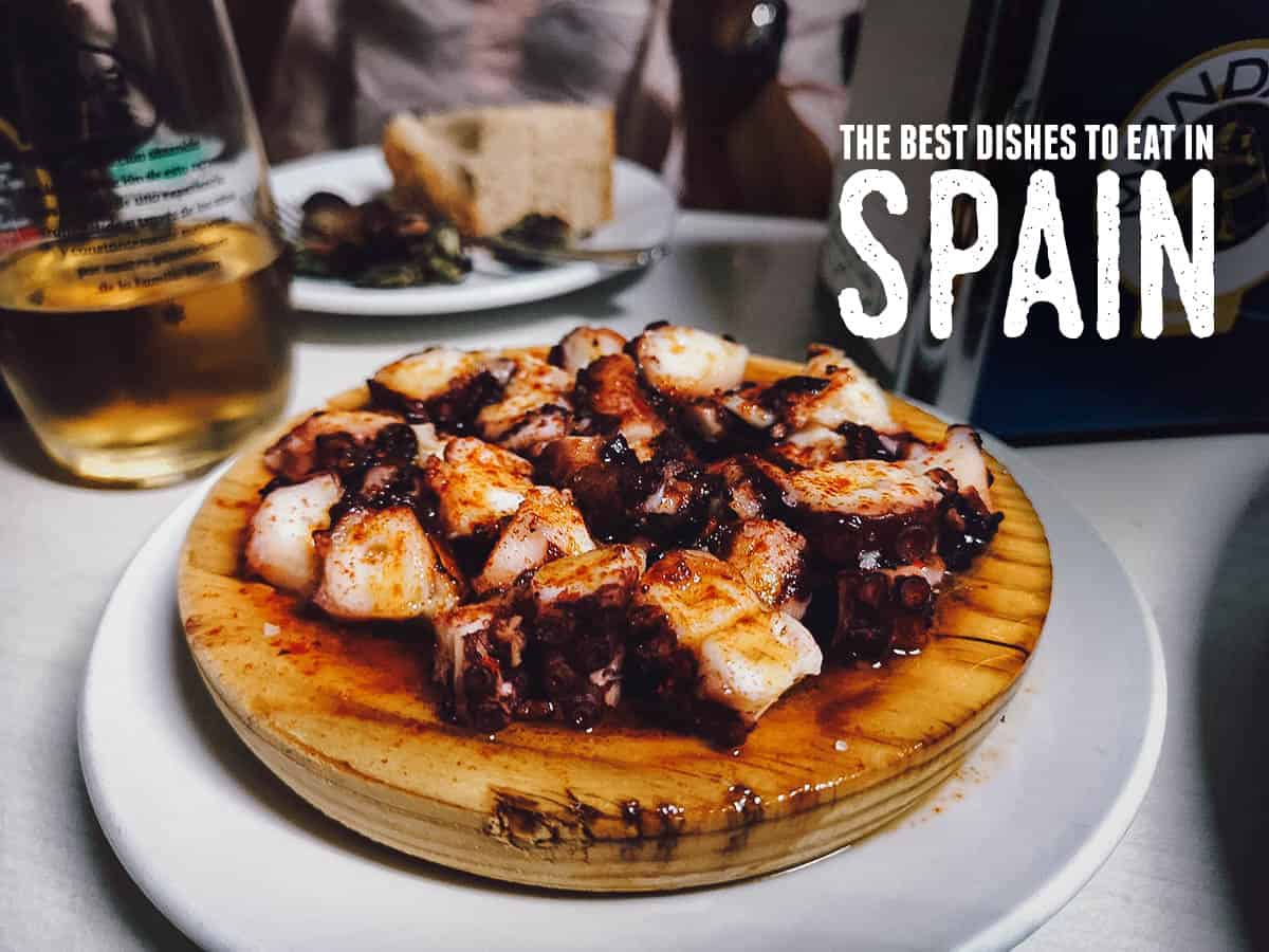 Spanish Food: 45 Dishes to Eat in Spain