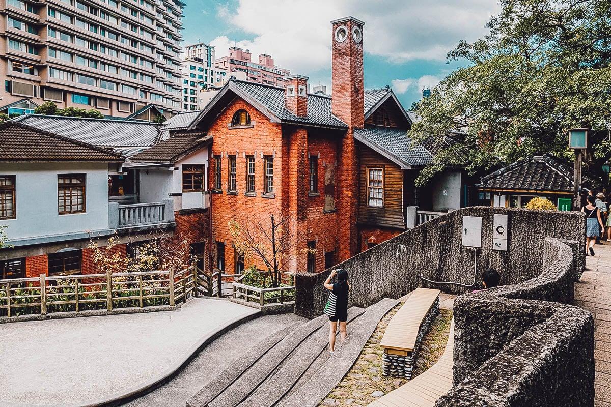 Beitou Hot Springs, Taipei, Taiwan