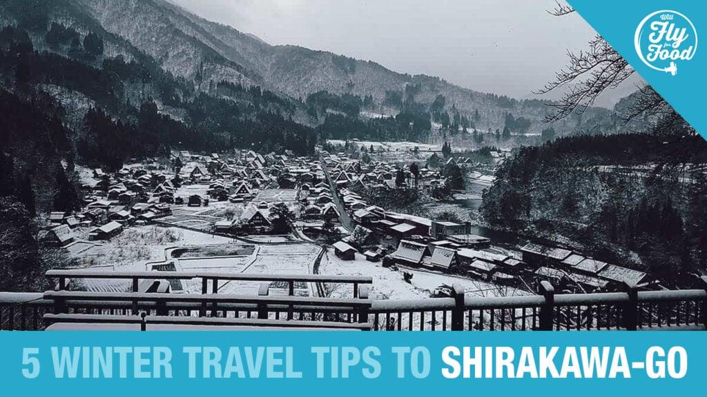 Shirakawa-go in Gifu, Japan