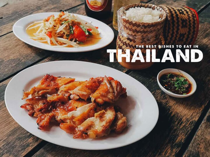 Thai Food Guide: 45 Must-Try Dishes in Thailand