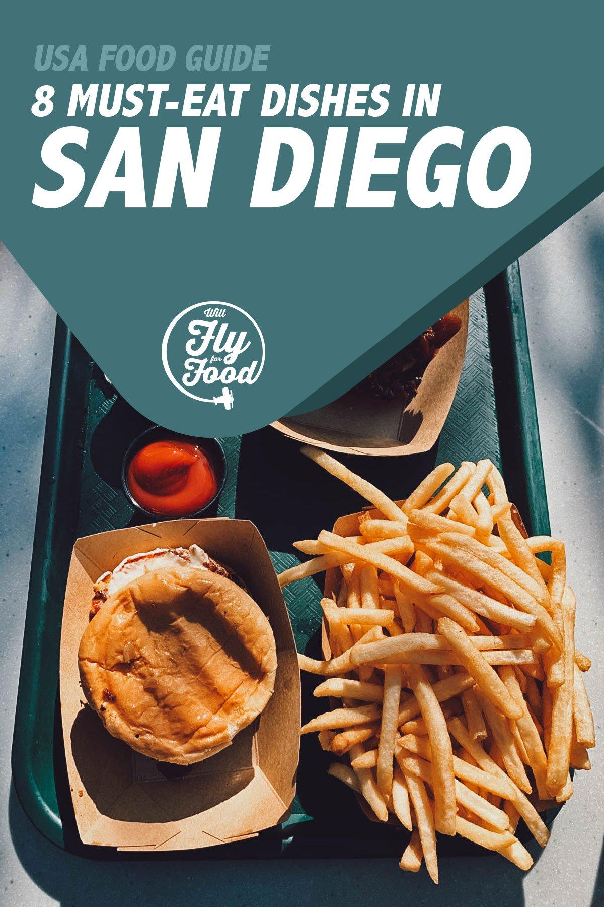 Flat-top burgers in San Diego