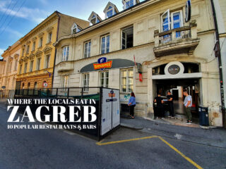 Where the Locals Eat in Zagreb: 10 Popular Restaurants & Bars