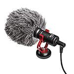 BOYA On Camera Shotgun Video Microphone by-MM1