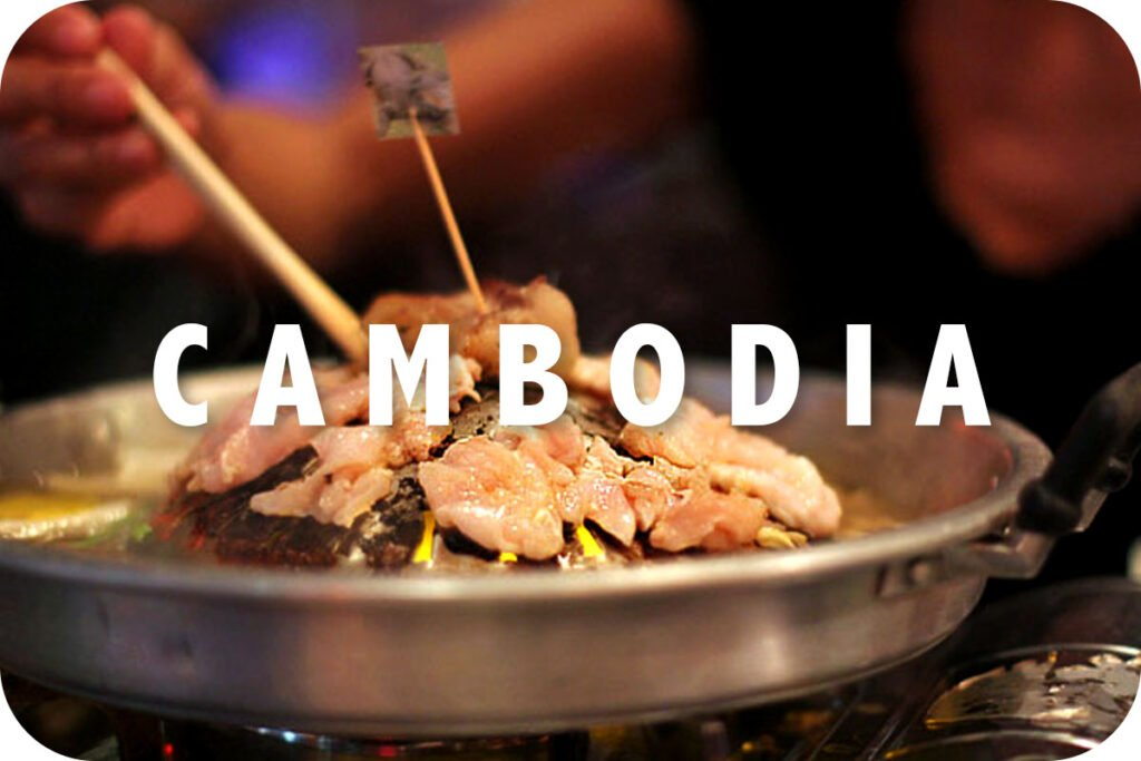 Cambodian BBQ