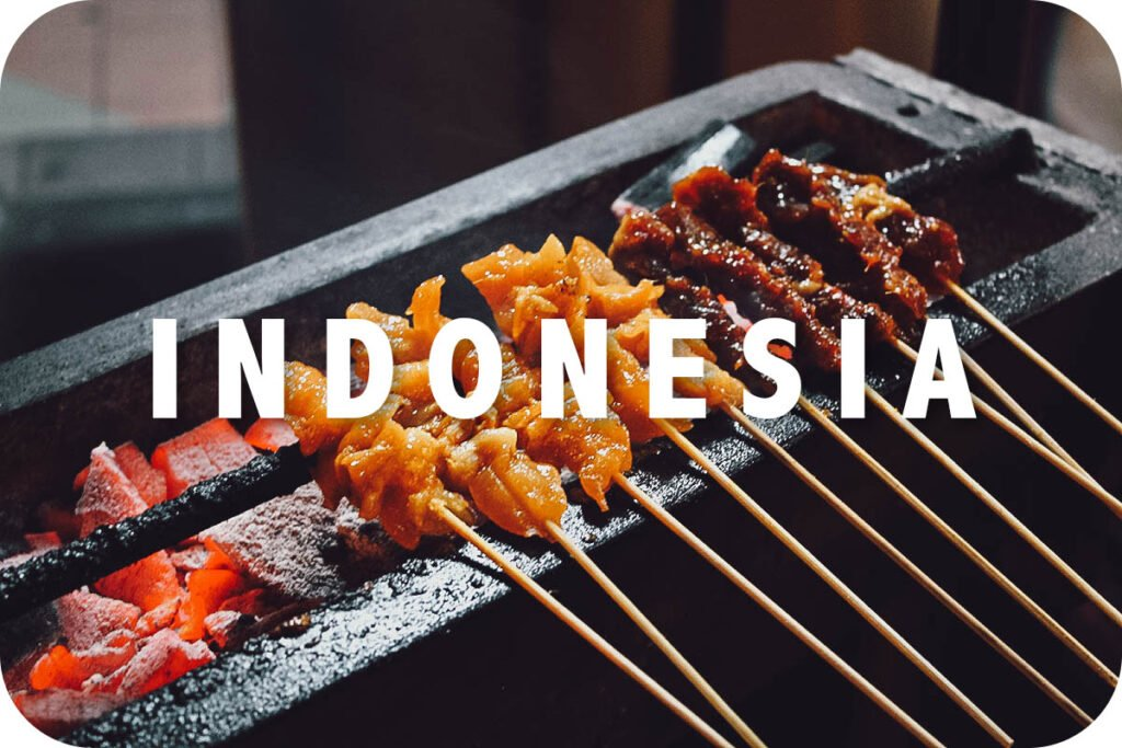 Different types of sate