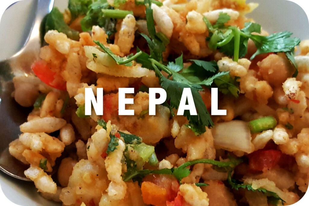 Nepalese dish