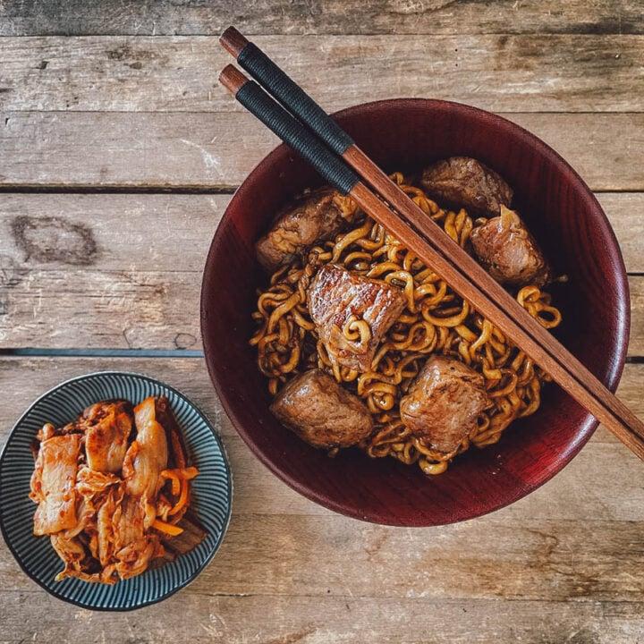 Ram-Don Recipe: How to Make Parasite Noodles