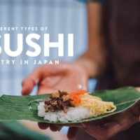 Different Types of Sushi to Try in Japan
