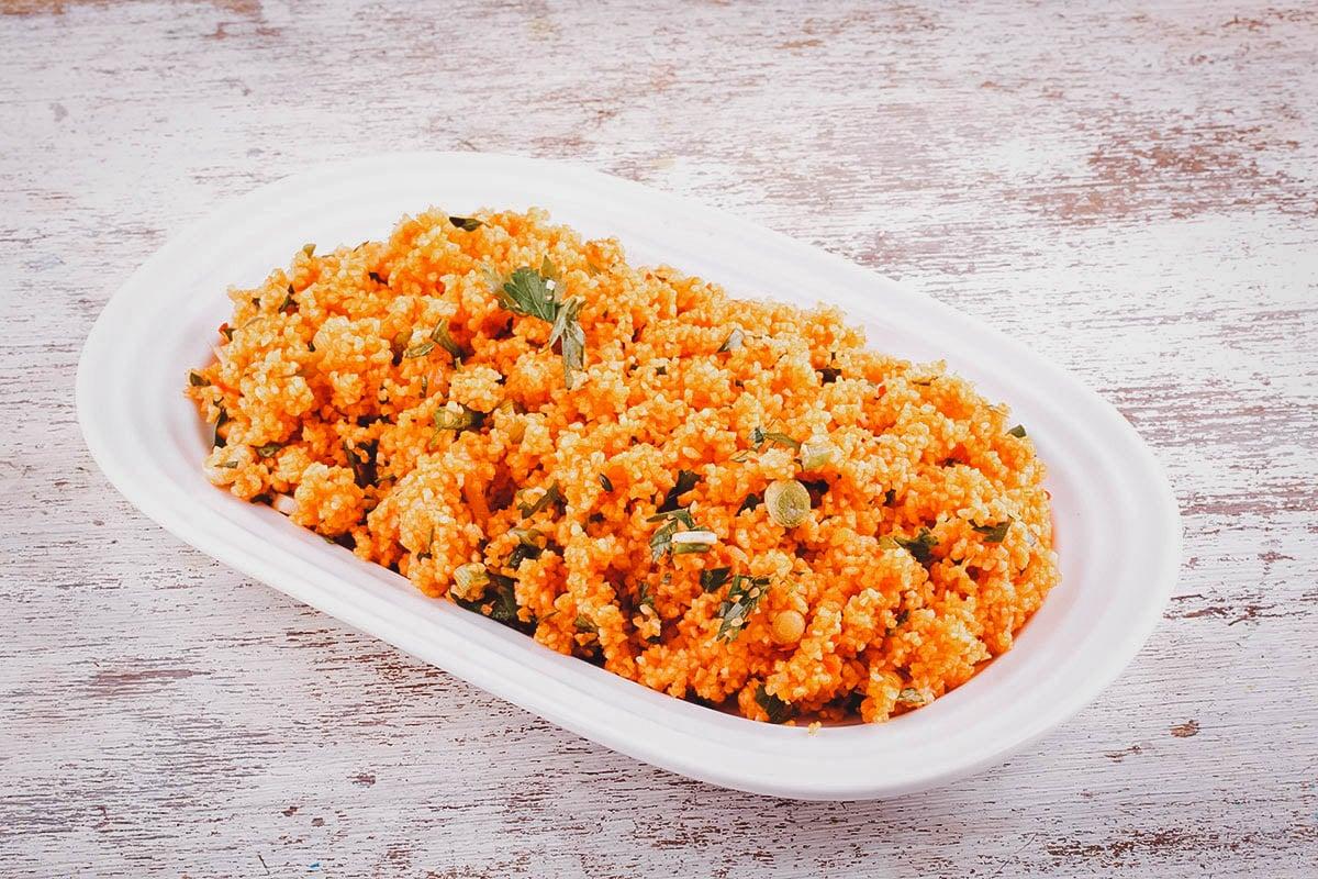 Platter of eech