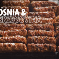 Bosnian Food: 20 Traditional Dishes to Try