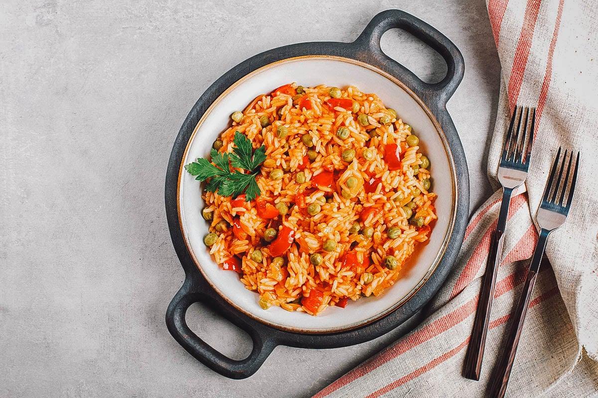 Djuvec rice