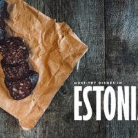 Estonian Food: 12 Must-Try Dishes in Estonia