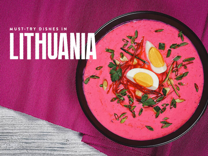Lithuanian Food: 20 Dishes to Try in Lithuania