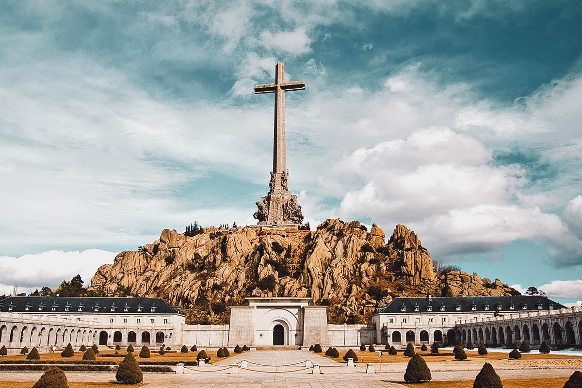 Cross in Valle de los Caidos