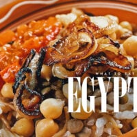 Egyptian Food: 25 Must-Try Dishes in Egypt