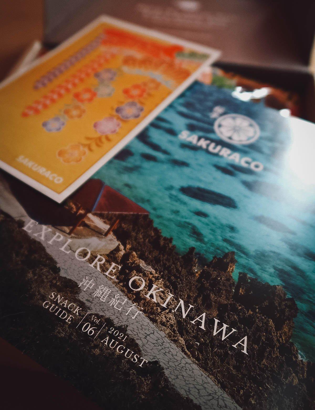 Sakuraco booklet cover