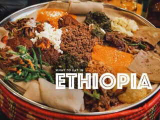 Ethiopian Food: 20 Must-Try Dishes in Ethiopia