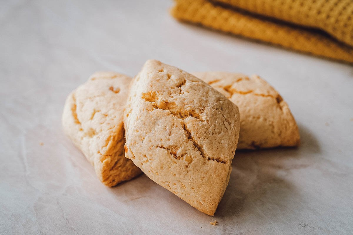 Ghoriba bahla, Moroccan shortbread cookies
