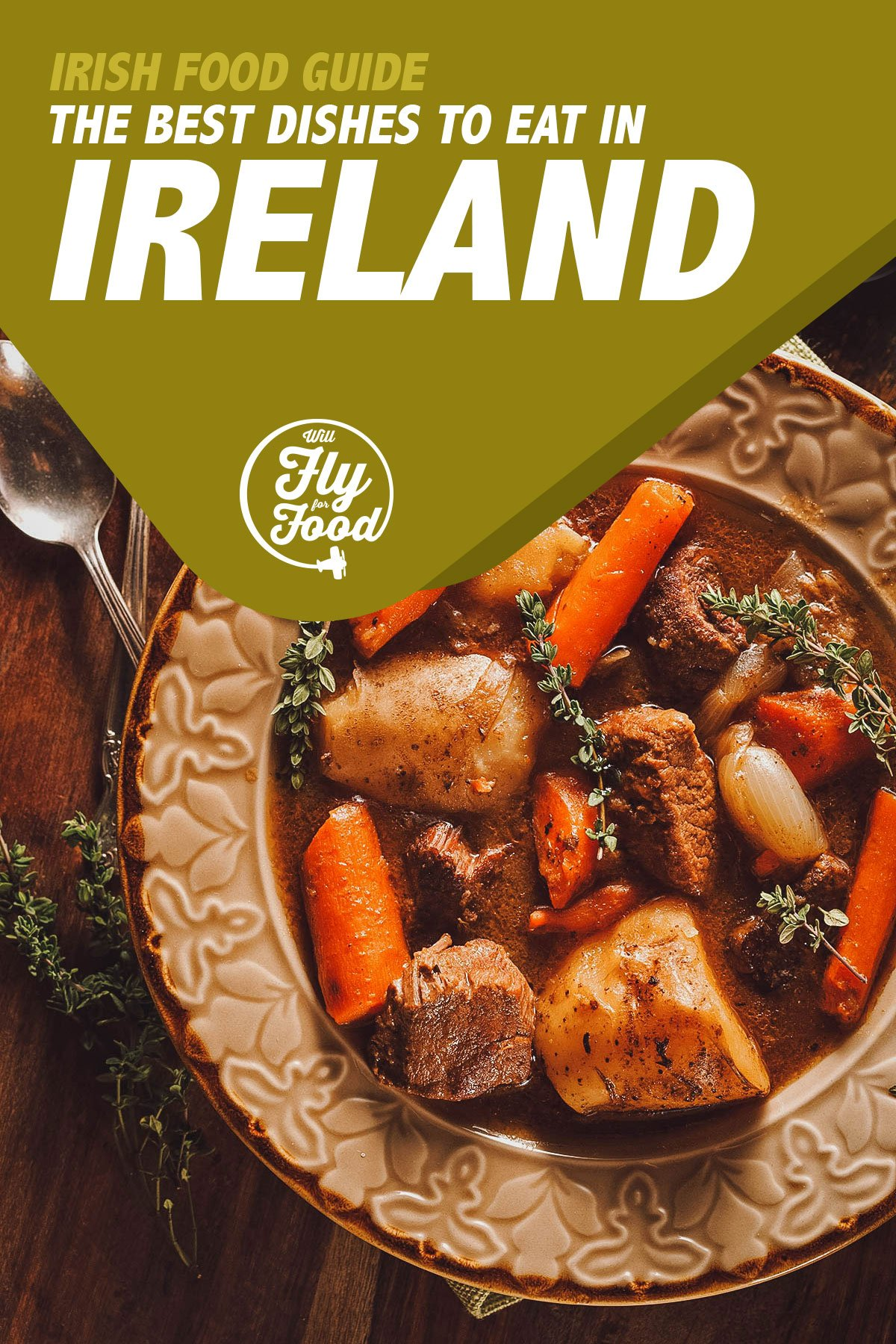 Irish stew, one of the best examples of traditional Irish food