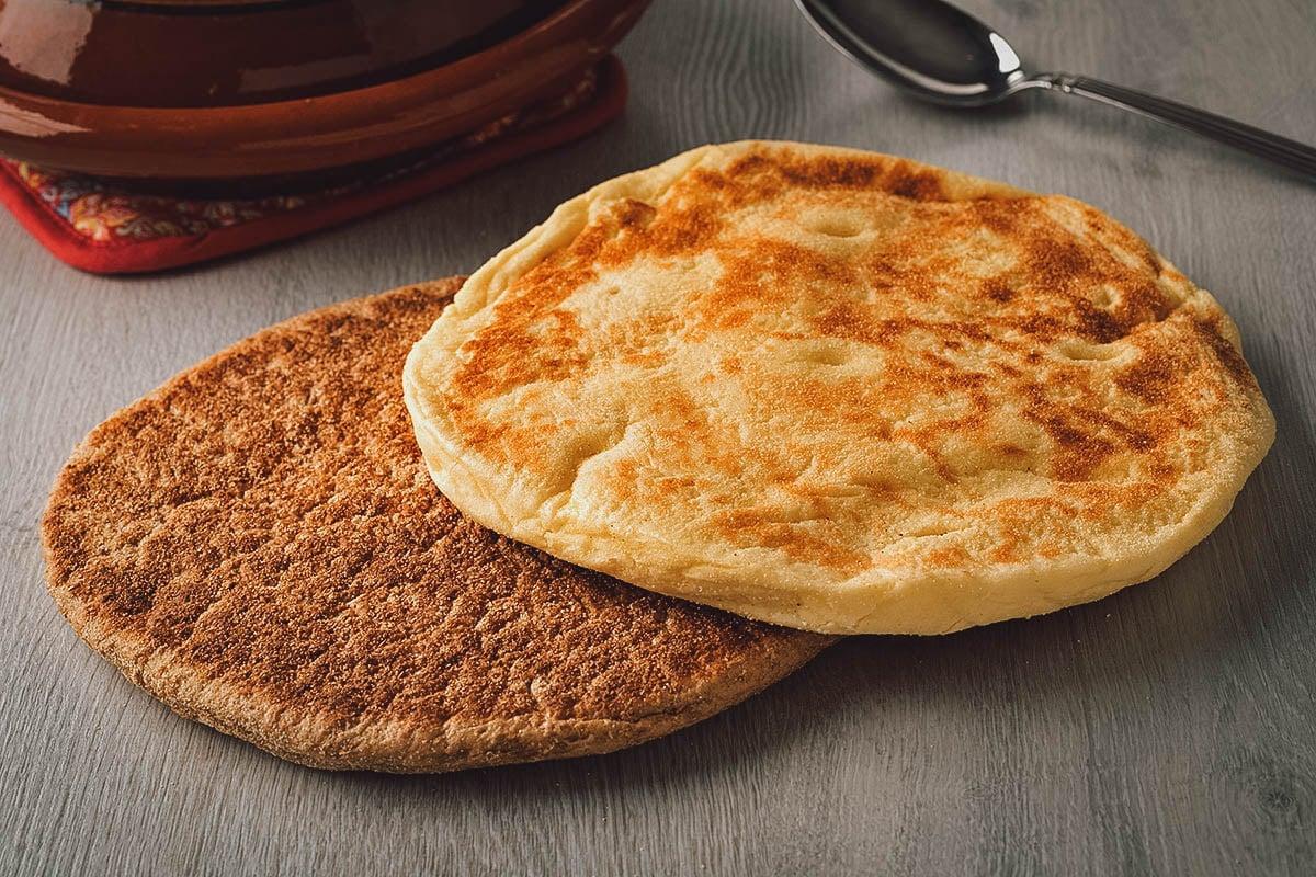 Batbout, Moroccan flatbread
