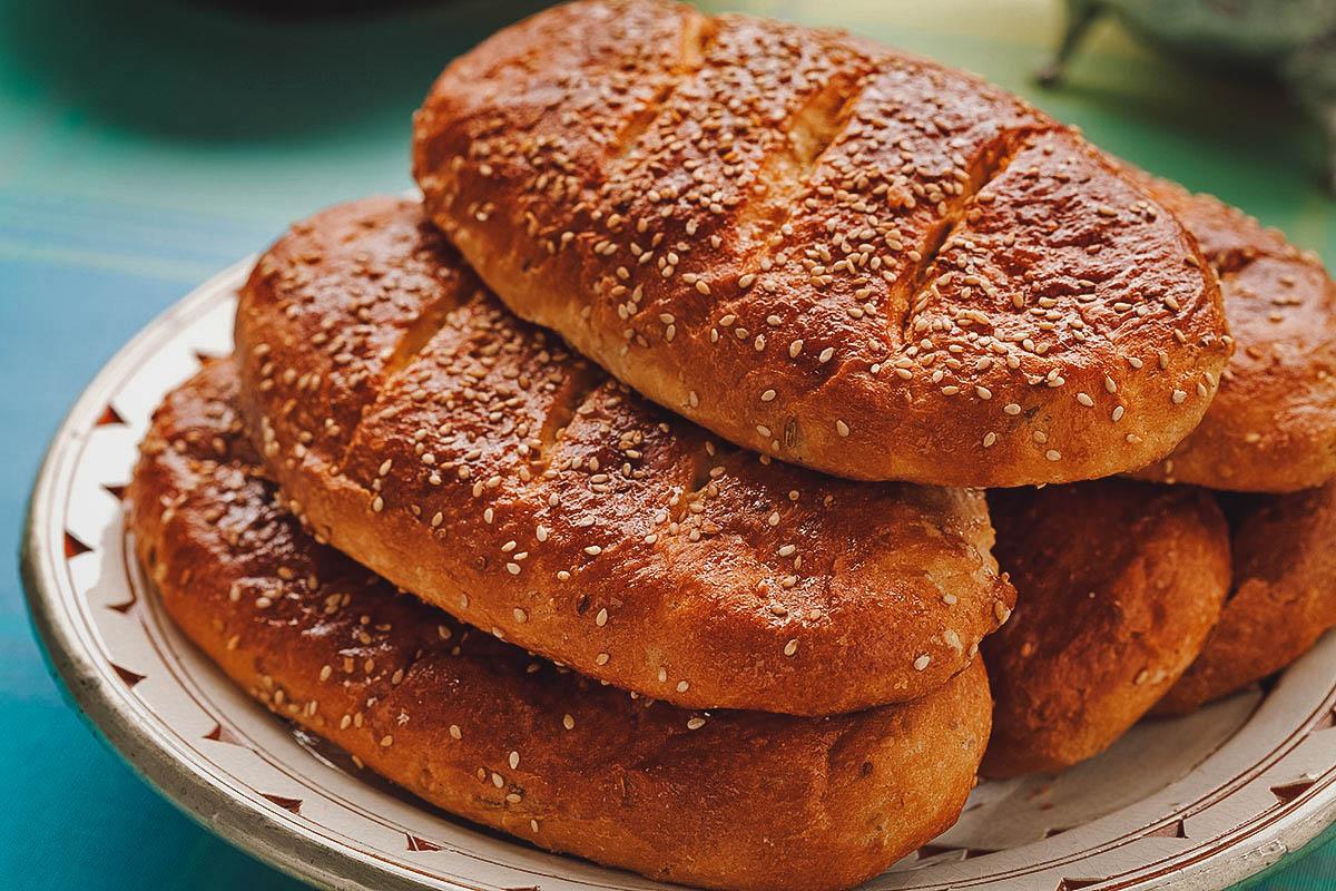 Krachel, Moroccan sweet rolls