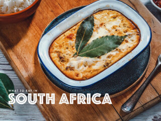 South African Food: 25 of the Tastiest Dishes
